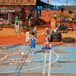 Victory in NBA 2K Playgrounds 2