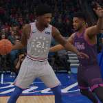 City Uniforms in NBA Live 19