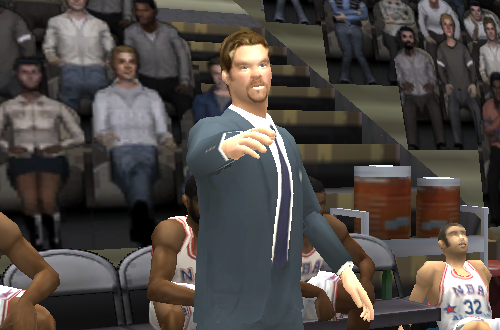 NLSC Founder Tim coaches in NBA Live 2004