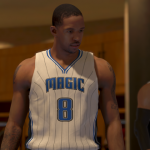 Channing Frye, one of the mentors in NBA 2K15's MyCAREER
