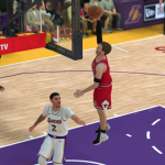 Dunking on Lonzo Ball (NBA 2K19 MyCAREER)