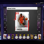 Michael Jordan Card in MyTEAM (NBA 2K19)