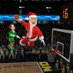 Holidays on the Virtual Hardwood (NBA Jam: On Fire Edition)