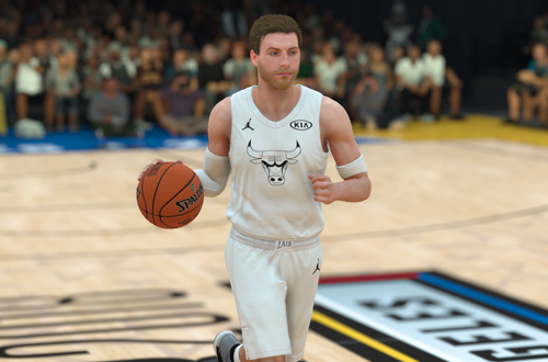 All-Star Game in MyCAREER (NBA 2K19)