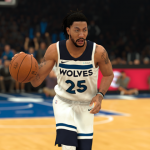 Updated Derrick Rose in NBA 2K19 Patch 1.08