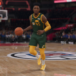 Donovan Mitchell Updated in NBA Live 19