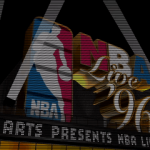 NBA Live 96 Introduction Video Capture
