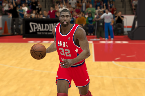 Ultimate Base Roster 2K12: 1988 All-Star Magic Johnson