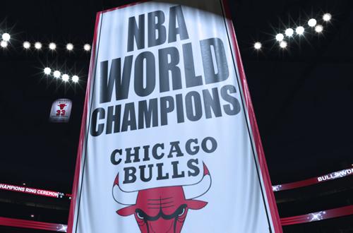 Championship Banner in MyCAREER (NBA 2K19)