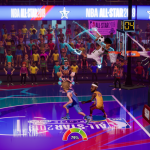 All-Star Playground in NBA 2K Playgrounds 2