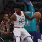 Updated All-Star Teams in NBA Live 19