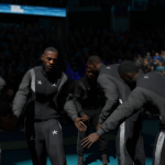 2019 All-Star Warm-Ups in NBA Live 19