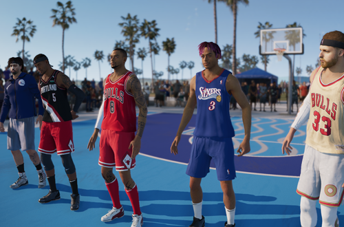 Squadding Up in a LIVE Event (NBA Live 19)