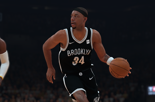 NBA 2K Retro Teams Idea: 2014 Nets