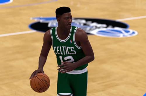 NBA 2K Retro Teams Idea: 1995 Celtics