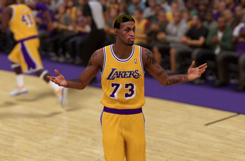 NBA 2K Retro Teams Idea: 1999 Lakers
