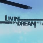 Livin Da Dream Title Screen (NBA 2K16)