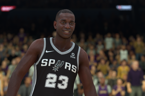 Marcus Young in The Prelude (NBA 2K19 MyCAREER)