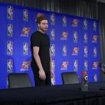 Retiring in MyCAREER (NBA 2K19)