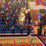 Michael Jordan dunks in NBA 2K Playgrounds 2