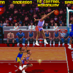 No Threes Challenge in NBA Jam TE PC