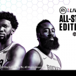 NBA Live 19 All-Star Edition Title Screen Mod for NBA Live PC