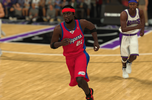Retro Teams Idea: 2002 Los Angeles Clippers