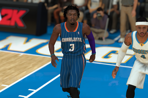 Retro Teams Idea: 2010 Charlotte Bobcats