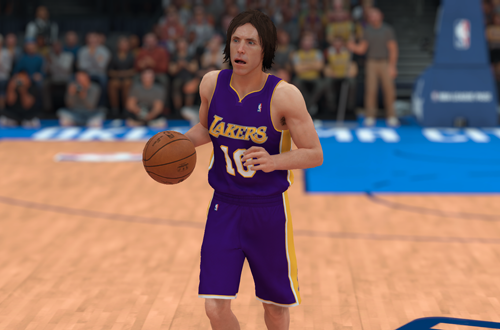 Retro Teams Idea: 2013 Los Angeles Lakers