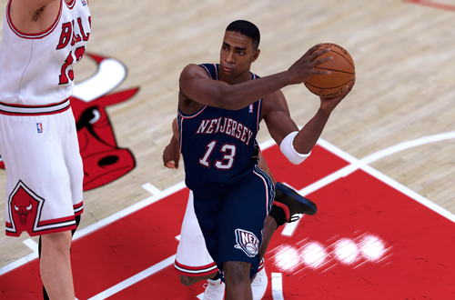 Retro Teams Idea: 1998 New Jersey Nets