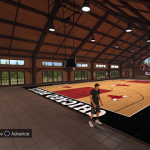 Lodge MyCOURT in NBA 2K17