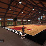 NBA 2K17 Lodge MyCOURT