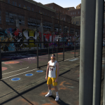 Deserted Cages in NBA 2K PC