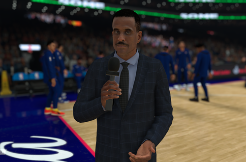 David Aldridge in NBA 2K19