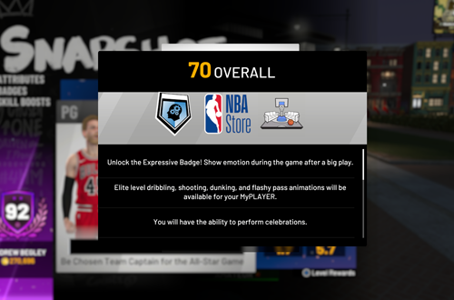70 Overall on the Road to 99 (NBA 2K19 MyCAREER)