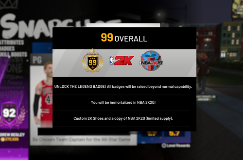 End of the Road to 99 (NBA 2K19 MyCAREER)