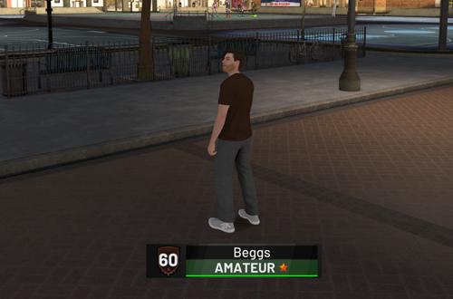 Square One in MyCAREER (NBA 2K19)