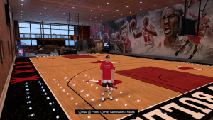 NBA 2K19 MyCOURT