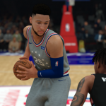NBA 2K has been drifting from the sim style