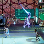 Mars Playground in NBA 2K Playgrounds 2