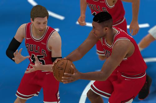 Stolen Rebound in NBA 2K19