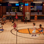 NY Subway in NBA 2K Playgrounds 2