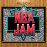 NBA Jam Arcade Title Screen