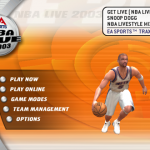 NBA Live 2003 Soundtrack: Get Live