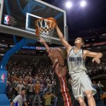 NBA Live 07 NBA Finals Simulation