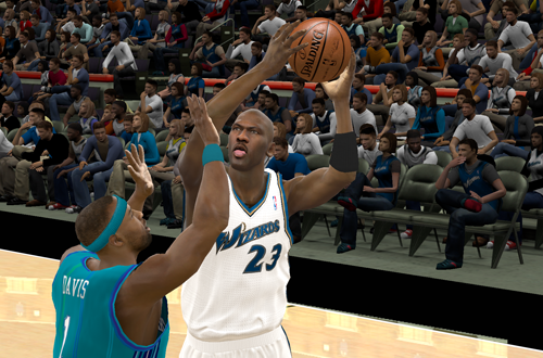 MJ Still Has It (NBA 2K11)