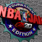 NBA Jam TE 2K20 Title Screen