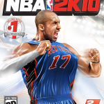 Kobe Bryant New York Knicks NBA 2K10 Cover