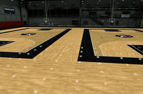 Jordan Rec Center Courts
