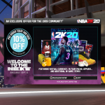 NBA 2K20 Offer Added by NBA 2K19 Patch 1.10